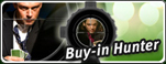 Buy-In Hunter Toernooien bij Unibet Poker