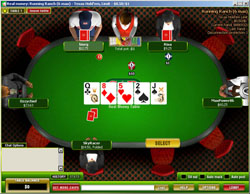 De pokerroom van CDPoker