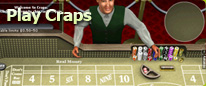 Craps bij PrimePoker Casino