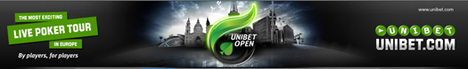 Unibet Poker - Exclusive €1500.- BONUS